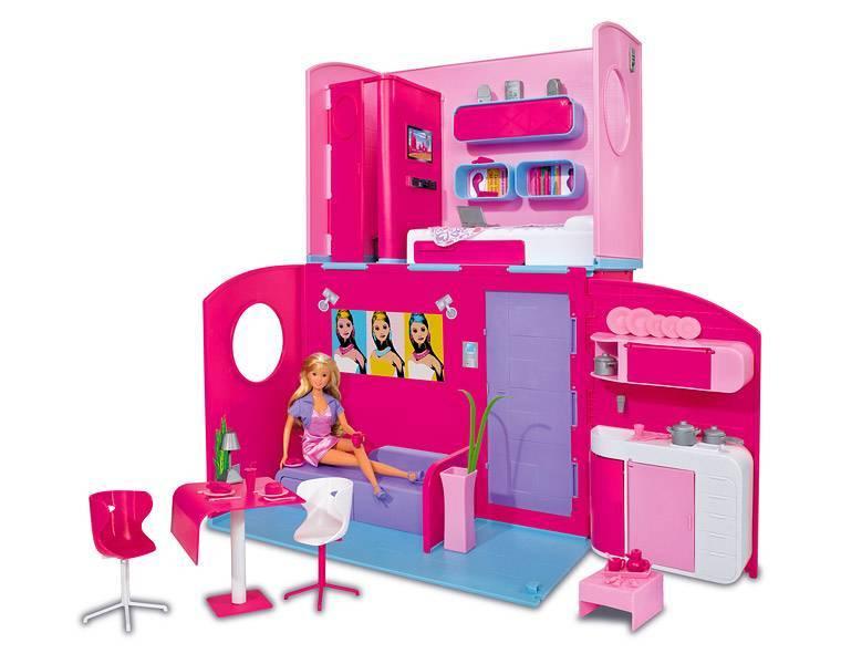 Кукольный домик складной